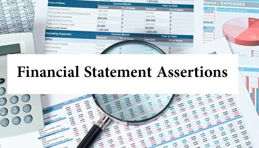 financial-statement-assertions