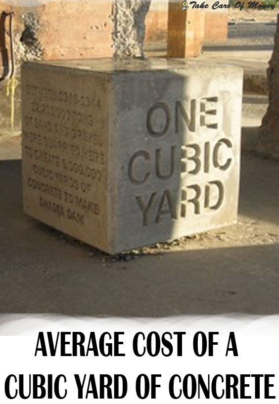 average-cost-cubic-yard-of-concrete