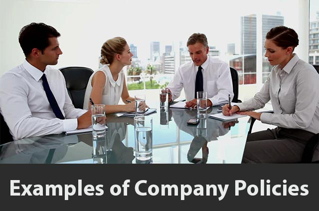 examples-of-a-company-internal-policies