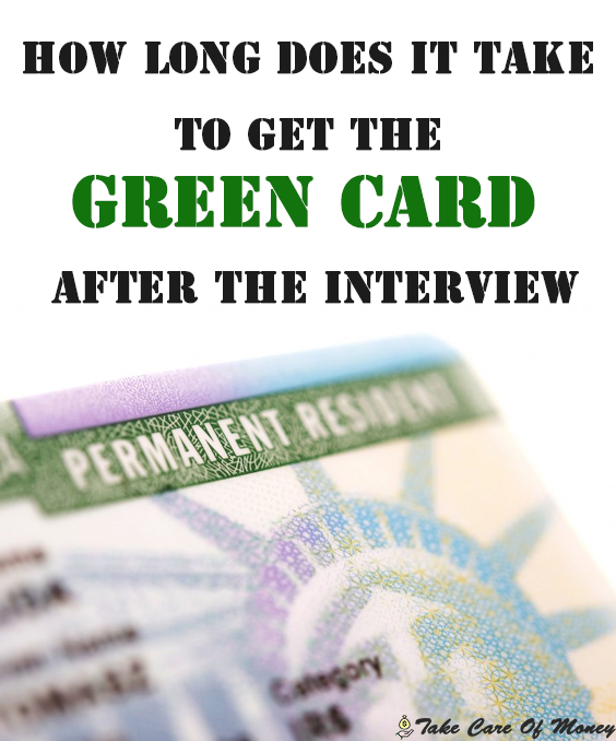 green-card-after-interview