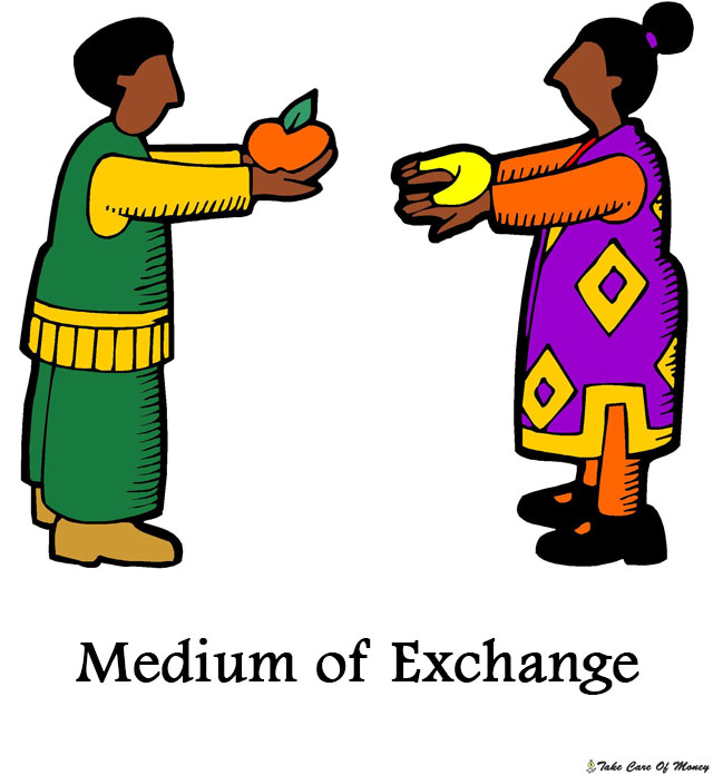 medium-of-exchange