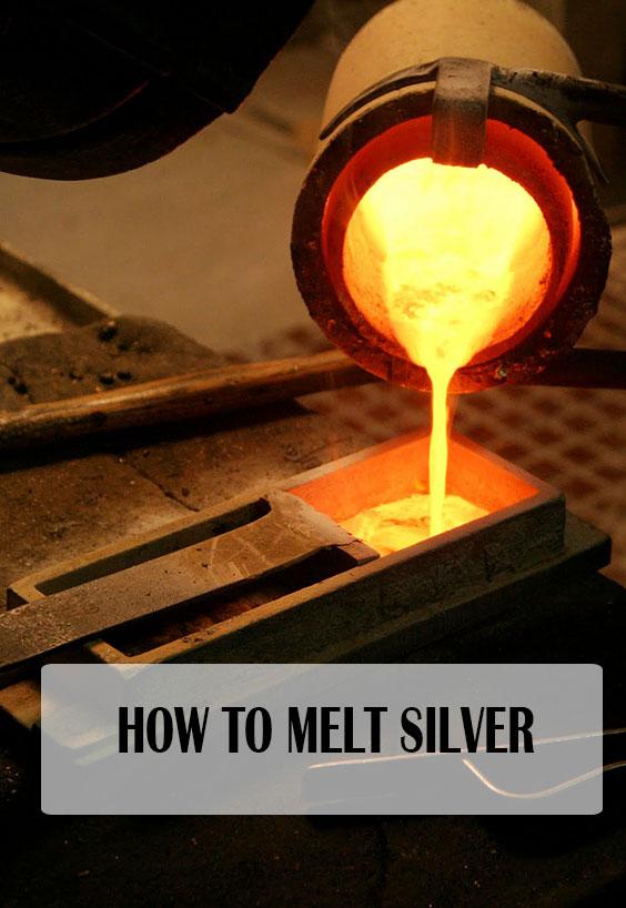 melt-silver