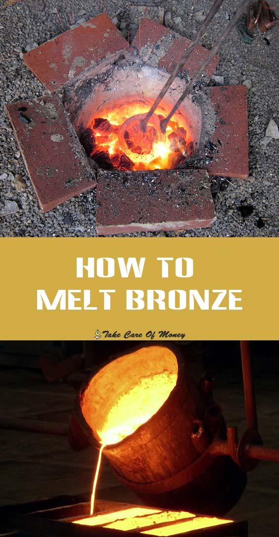 melting-bronze