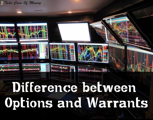 options-and-warrants