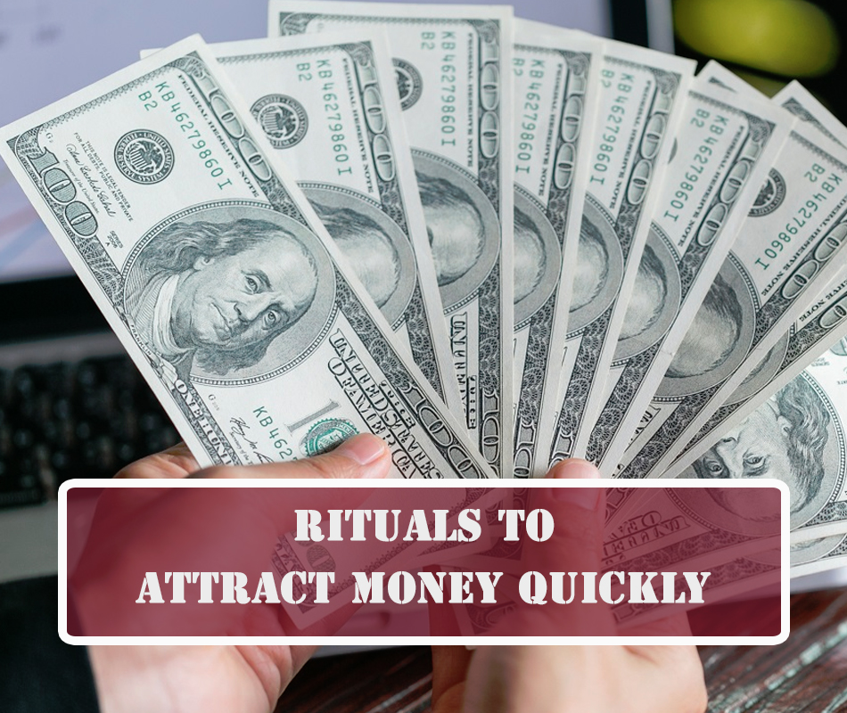 rituals-to-attract-money-quickly