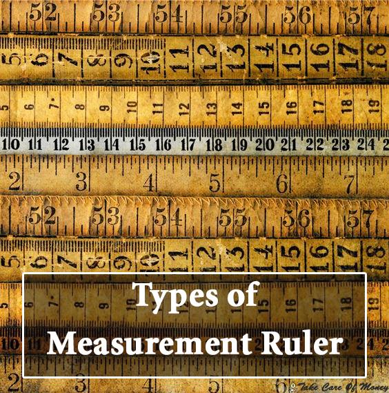 types-of-measurement-ruler